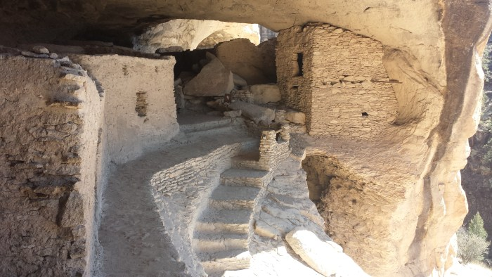 Gila Cliff Dwellings 5 Our Streamlined Life