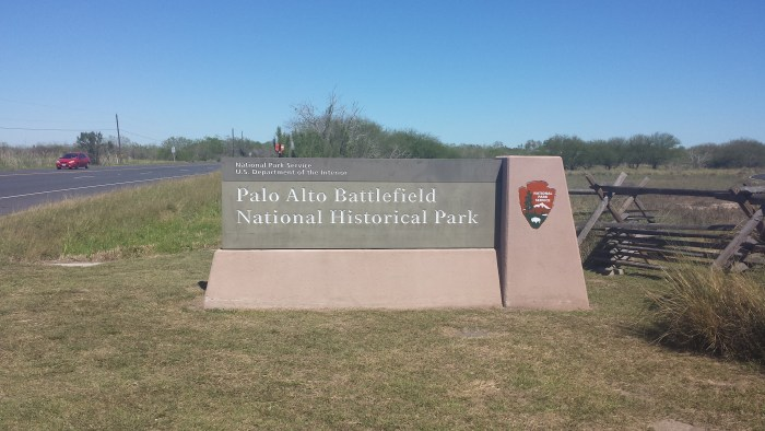 Palo Alto Battlefield | Our Streamlined Life
