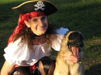 Pirate Costume with Izzy