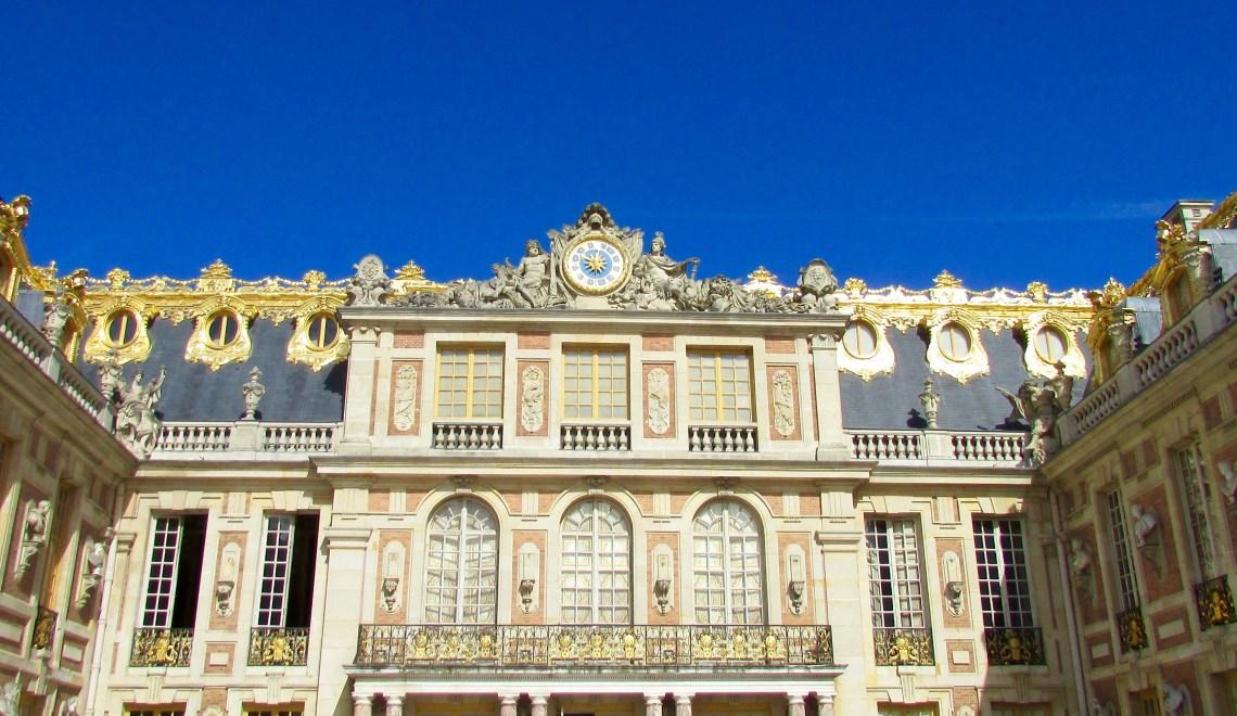 Feeling like Royalty at the Palace of Versailles