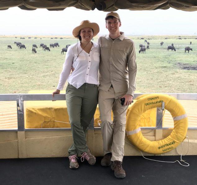 Safari attire - clothes for a safari in Botswana