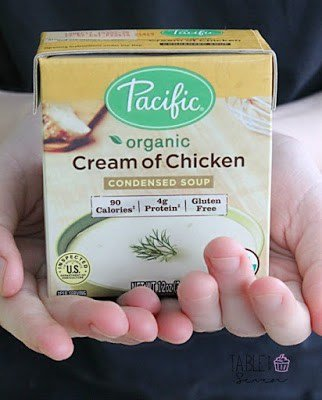 Pacific Cream of Chicken Soup