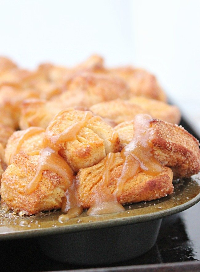 Monkey Bread Muffins from Table for Seven