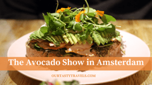 The Avocado Show in Amsterdam, The Netherlands