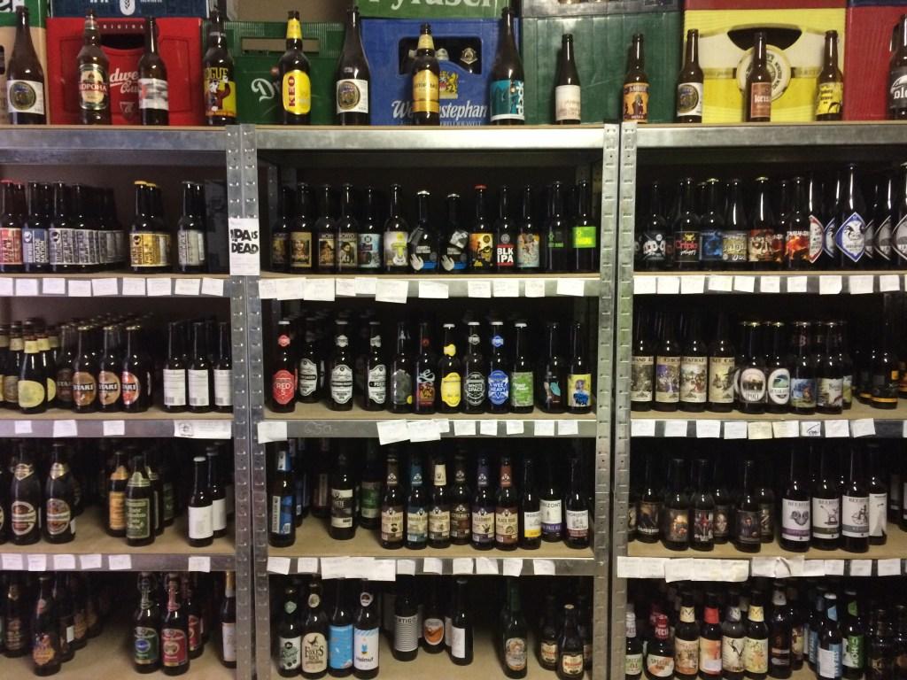 BeerOdalom in Budapest, Hungary #craftbeer