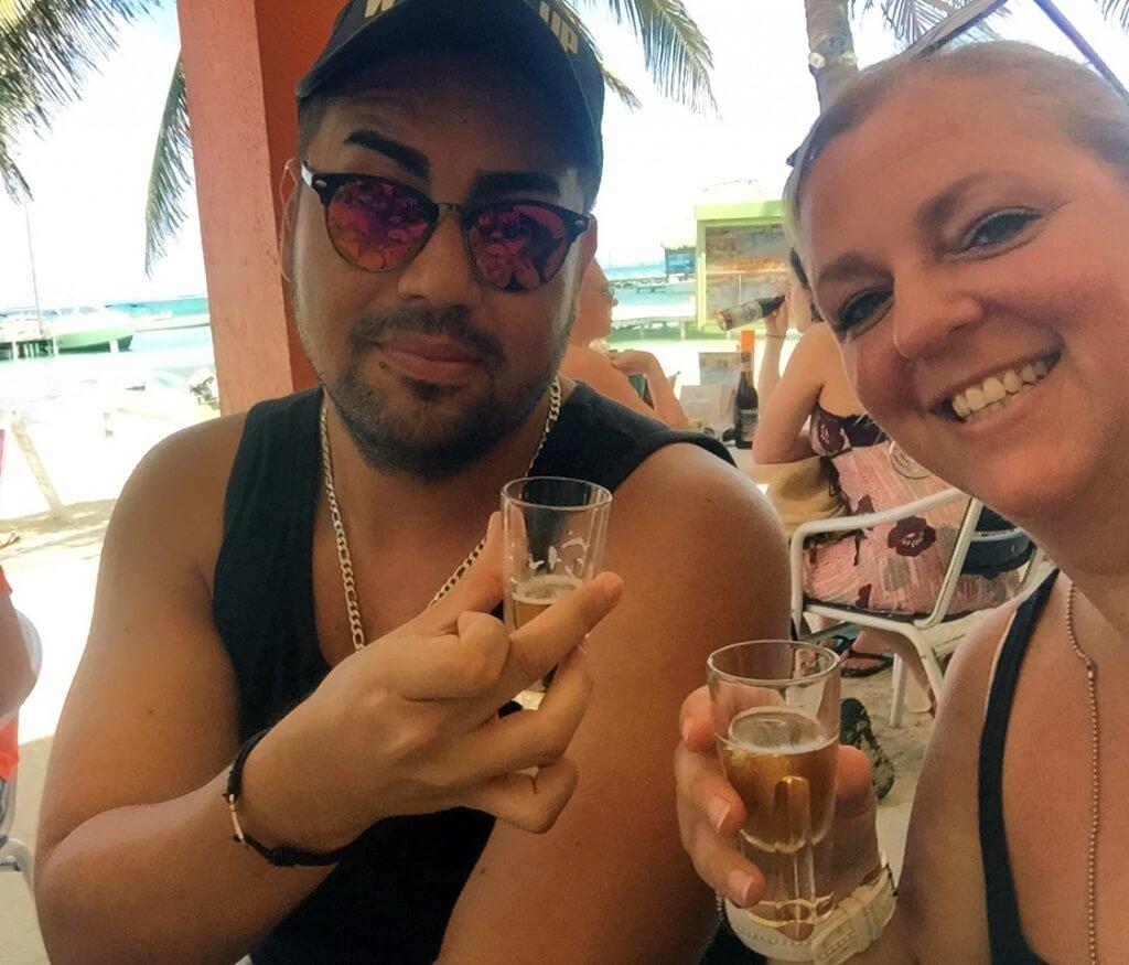 Gerry Badillo and Erin De Santiago - ourtastytravels.com