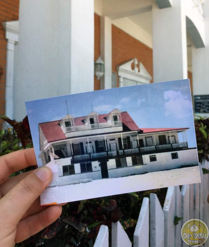 Blake House and Heritage Bank, San Pedro Belize - ourtastytravels.com