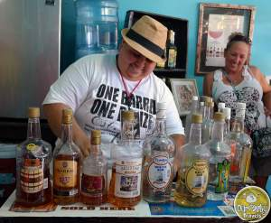 Travellers Rum in Belize - ourtastytravels.com