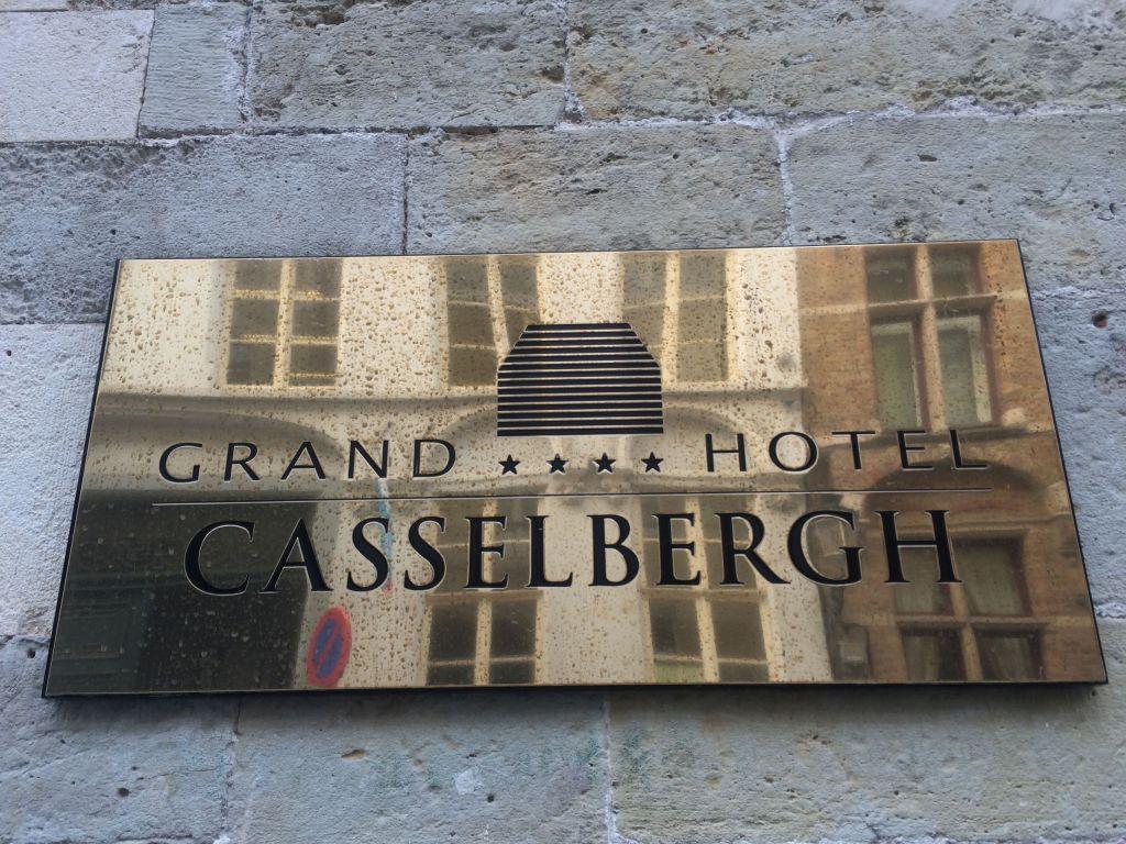 Grand Hotel Casselbergh in Bruges, Belgium