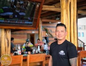 Crocs Sunset Bar - Our Tasty Travels