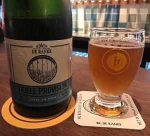 Vieille Provision by Brouwerij De Ranke #OTTBeerDiary Day 865