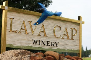 Lava Cap Winery in Placerville, CA