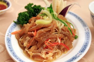 Foodie Friday Foto: Jellyfish Salad