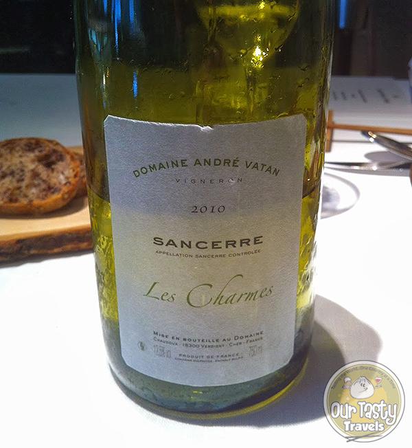 Sancerre Les Charmes 2011