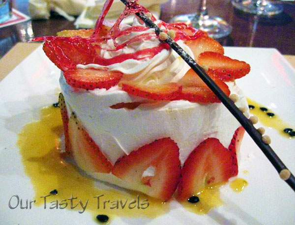 Pavlova is an iconic New Zealand dessert http://ourtastytravels.com/recipes/pavlova-dessert-an-iconic-new-zealand-food/ #dessert #ourtastytravels