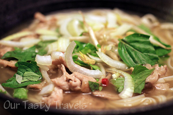 My Home Recipe: Vietnamese Pho http://ourtastytravels.com/blog/asian-cooking-at-home-vietnamese-pho-recipe/ #recipe #ourtastytravels