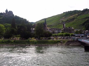 Rhine River in Germany - ourtastytravels.com