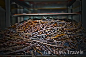 Photo of the Week: Tahitian Vanilla Beans at STAY Simple Table Alleno Yannick in Taipei, Taiwan