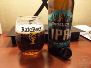 Angel City IPA by Angel City Brewery – #OTTBeerDiary Day 397