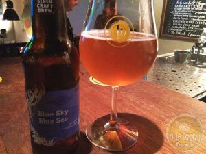 Blue Sky Blue Sea by Siren Craft Brew – #OTTBeerDiary Day 363