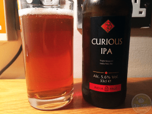 Curious IPA by Curious Drinks (Chapel Down) – #OTTBeerDiary Day 267
