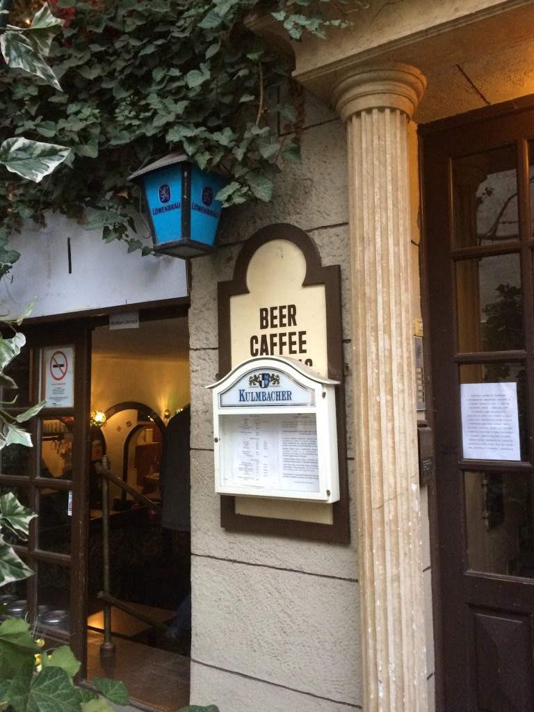 Ganz Söröző in Budapest, Hungary #craftbeer