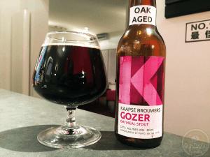 Gozer Oak Aged by Kaapse Brouwers – #OTTBeerDiary Day 289