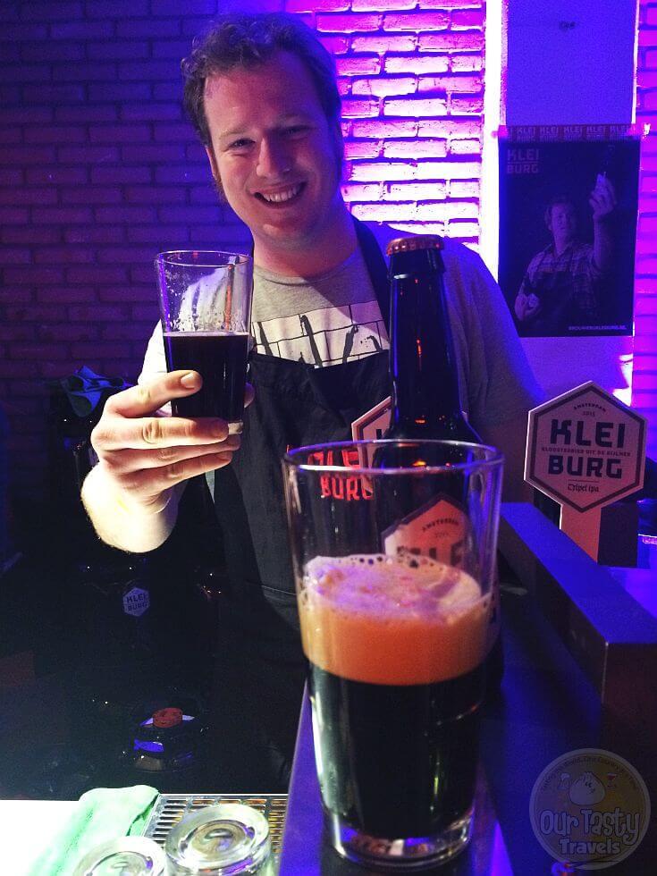 Thomas Hermsen - Brewmaster at Brouwerij Kleiburg