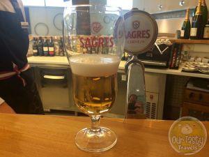 Sagres Branca by Sociedade Central de Cervejas e Bebidas SA #OTTBeerDiary Day 131
