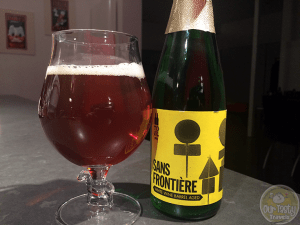 Sans Frontière (Aged In White Wine Barrels) by To Øl – #OTTBeerDiary Day 23