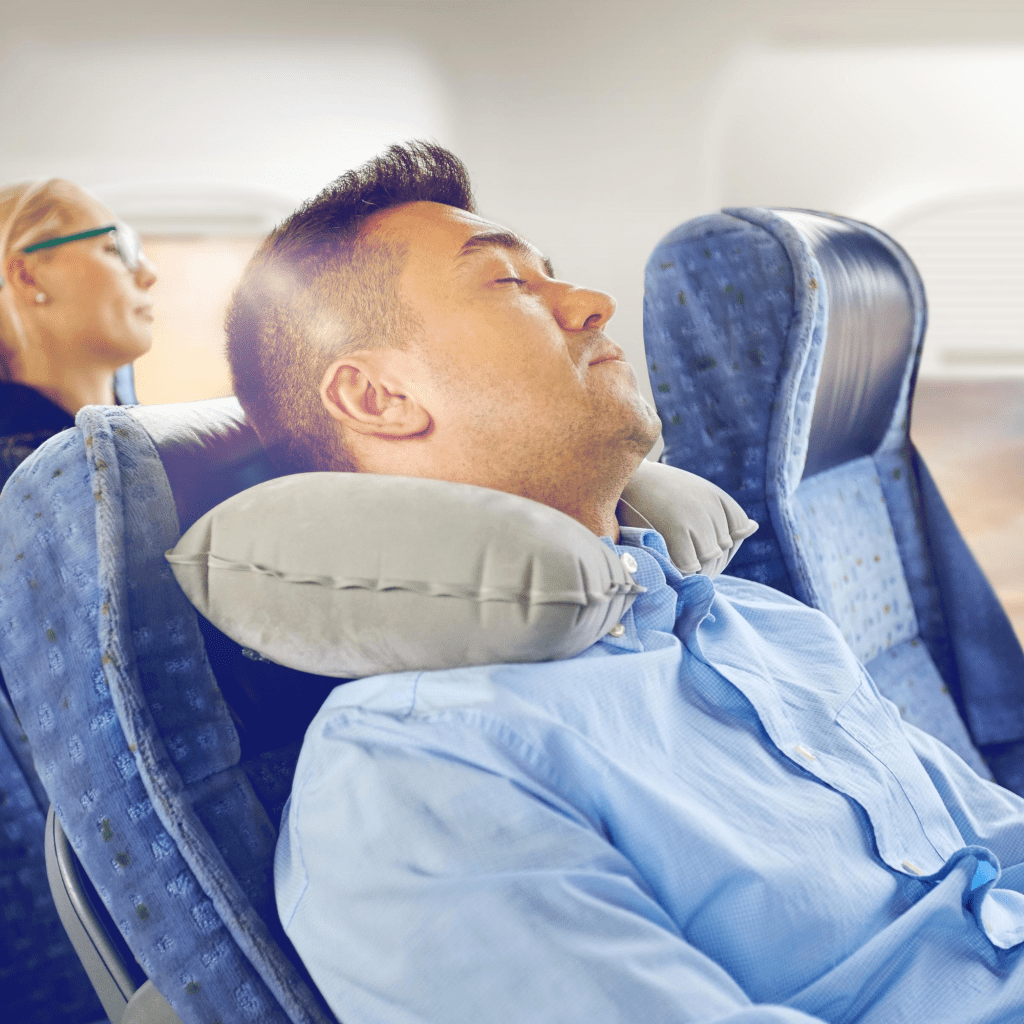 Quality sleep will keep your immune system strong with How To Stay Healthy While Traveling