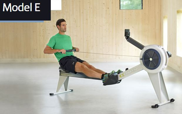 How to Row a Marathon on a Concept 2 Indoor Rower - Our Tour
