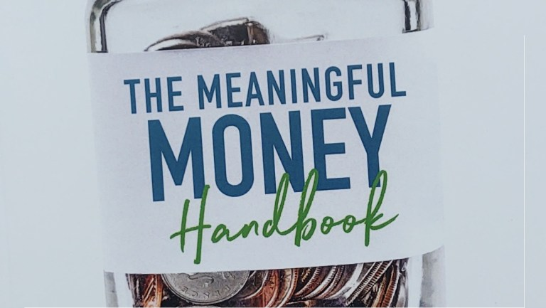 mmh featured - Win a Copy of the Meaningful Money Handbook