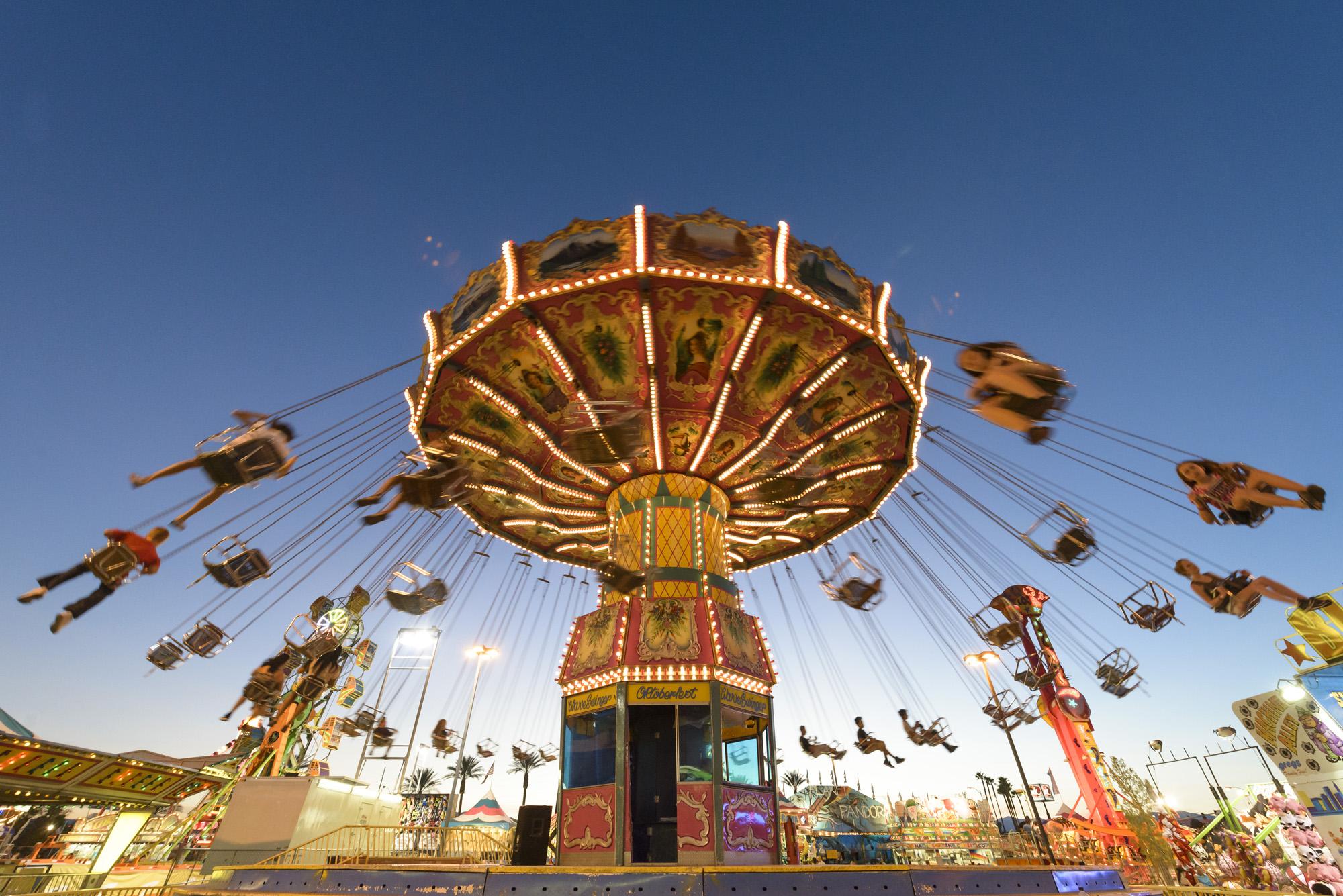 Carnival - Rides
