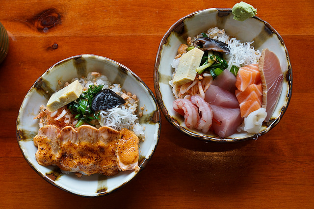 [食記]礁溪 鬧中取靜 用心的平價日式料理 – 六源味屋(原小六食堂)