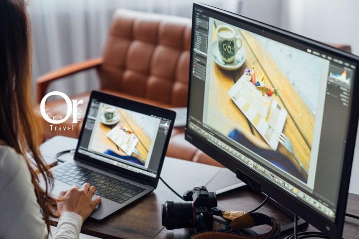 3C開箱| BenQ 舒視屏護眼螢幕 EX2780Q,類瞳孔技術帶來螢幕使用新體驗,金屬仿木紋質感讓螢幕不只功能強大也能符合居家設計