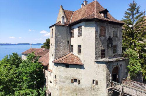 Burg Meersburg, Meersburg am Bodensee