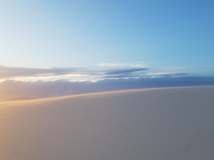 White Sands National Monument New Mexico