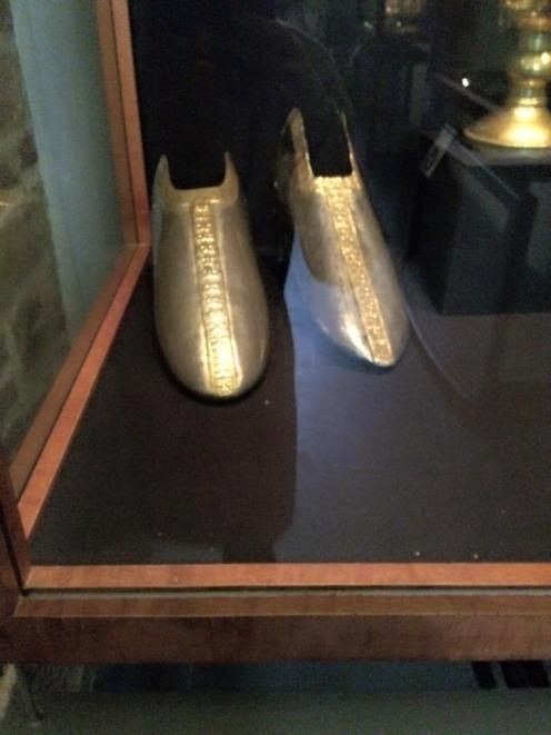 Relics from the Cathedral Museum