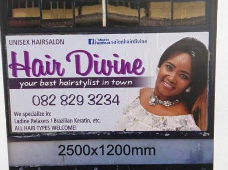 SALON HAIR DIVINE