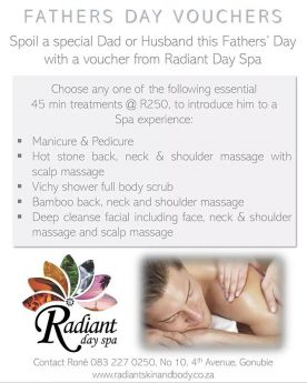 RADIANT DAY SPA