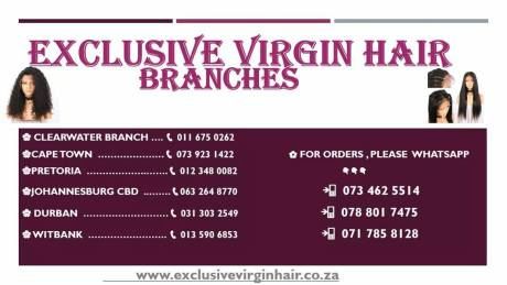 Exclusive Virgin Hair S.A