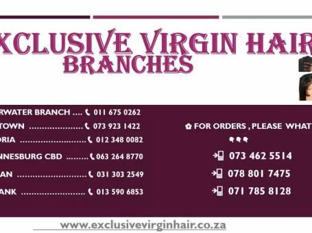 Exclusive Virgin Hair S.A