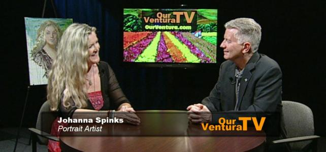 Johanna Spinks TV Interview
