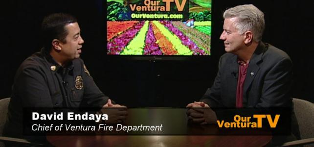 Ventura Fire Chief And The Modern Fire Department