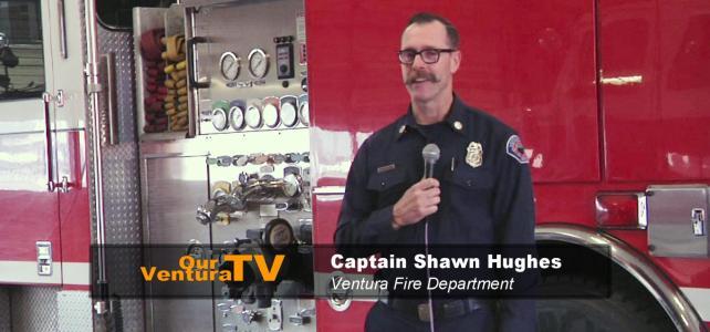 Shawn Hughes, Ventura Fire Department