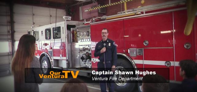 Shawn Hughes, Firefighter
