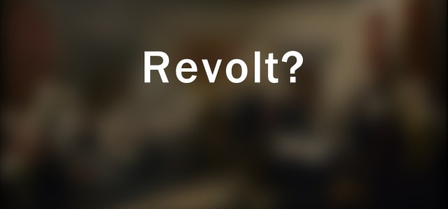 Revolt (34sec)