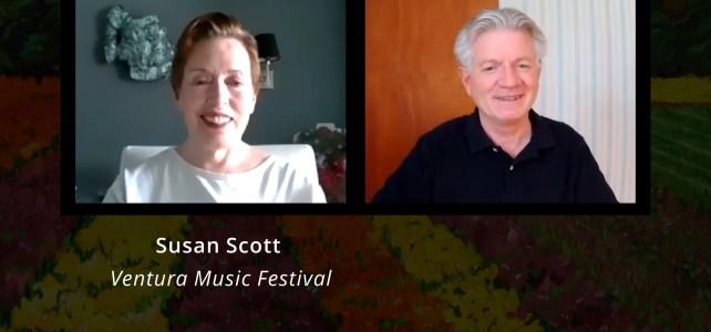 Susan Scott, Ventura Music Festival