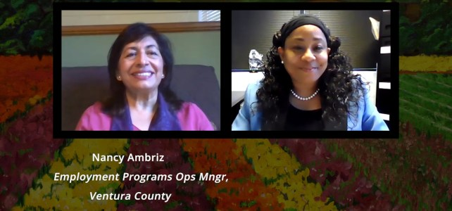 Nancy Ambriz, America's Job Center of California